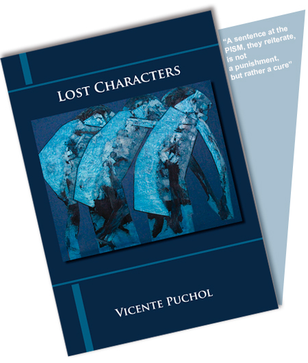 Lost Characters by Vicente Puchol